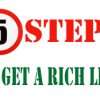 5 Steps To Get a Rich Life by Bellum Tan