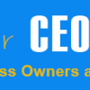 Tips for CEO's, Business Owners and Spokespeople