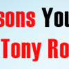 Six Life Lessons You Can Learn from Tony Robbins