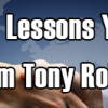 6 Business Lessons You Can Learn from Tony Robbins